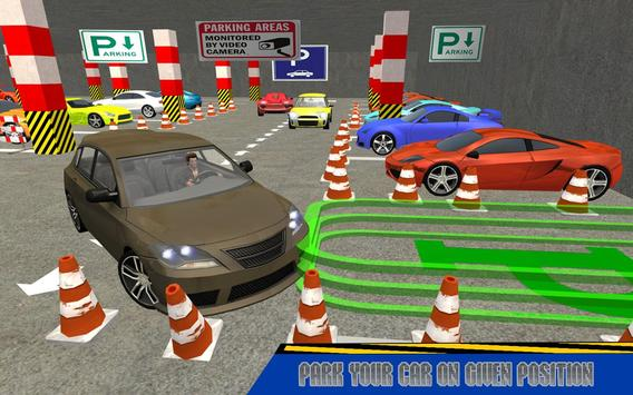 Plaza Car Parking 3D screenshot 14