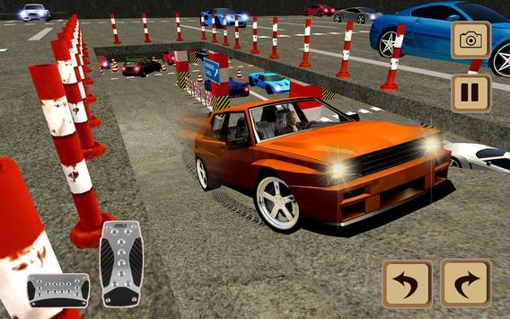 Plaza Car Parking 3D screenshot 12