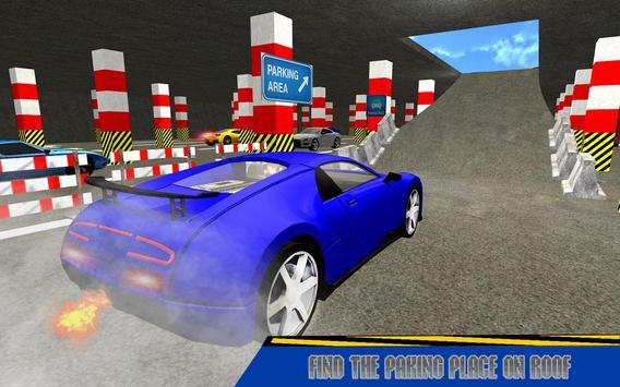 Plaza Car Parking 3D apk screenshot