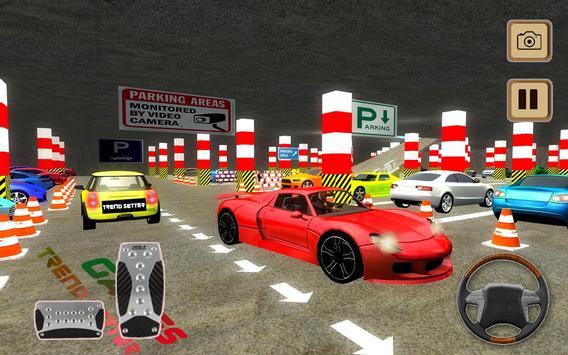 Plaza Car Parking 3D screenshot 8