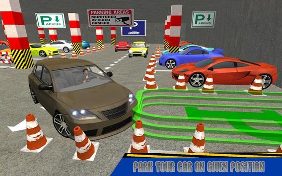 Plaza Car Parking 3D screenshot 9