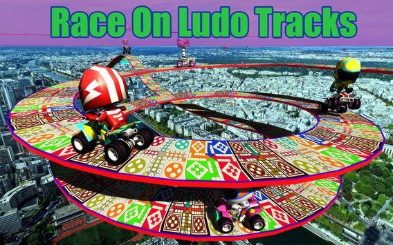 Ludo the Dice Game screenshot 1