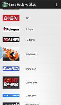 Game Review Sites, Gaming News poster