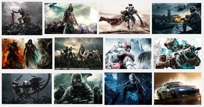 Games wallpapers in HD screenshot 2