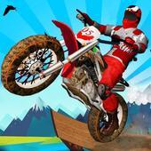Wheelie Motorbike Stunt Racer : Dirt Bike Rider icon