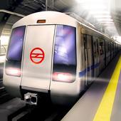 Indian Subway Driving Simulator biểu tượng