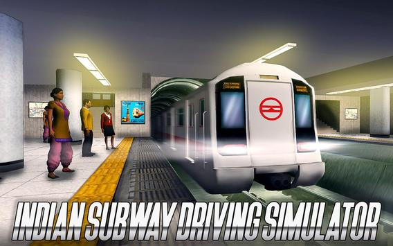 Indian Subway Driving Simulator bài đăng