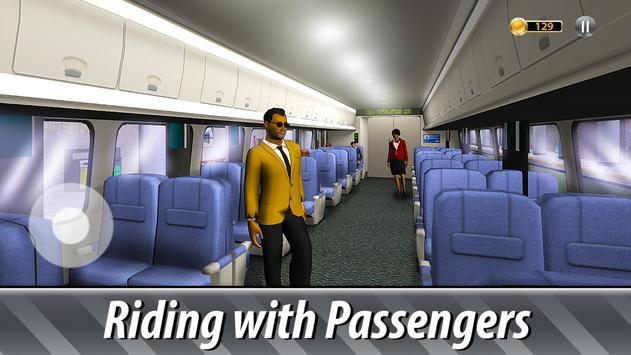 Indian Subway Driving Simulator ảnh chụp màn hình 10