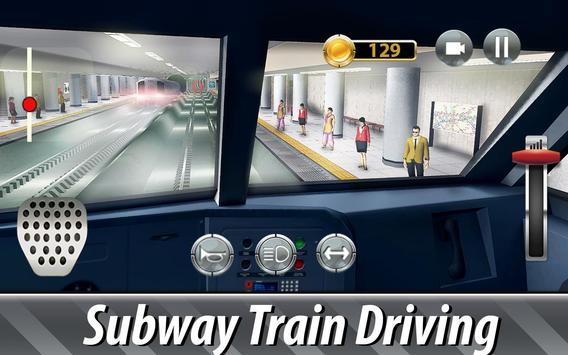 Indian Subway Driving Simulator ảnh chụp màn hình 1