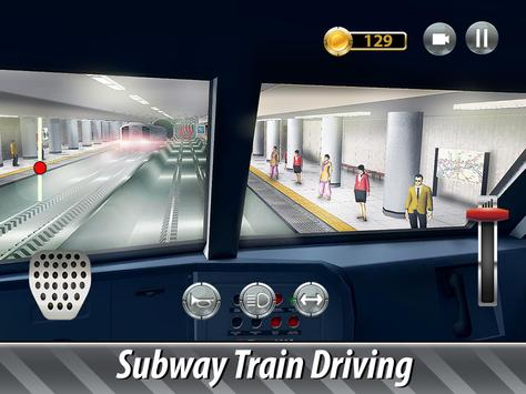 Indian Subway Driving Simulator ảnh chụp màn hình 5