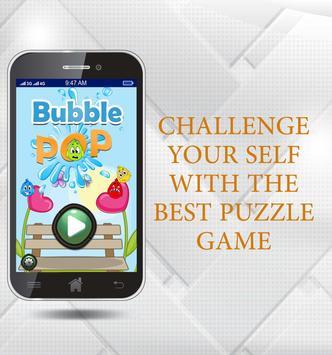 Bubble Pop – Puzzle Game poster