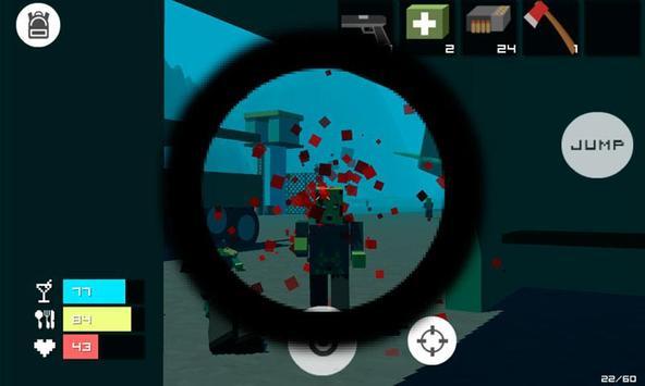 Guncraft - Zombie Apocalypse poster