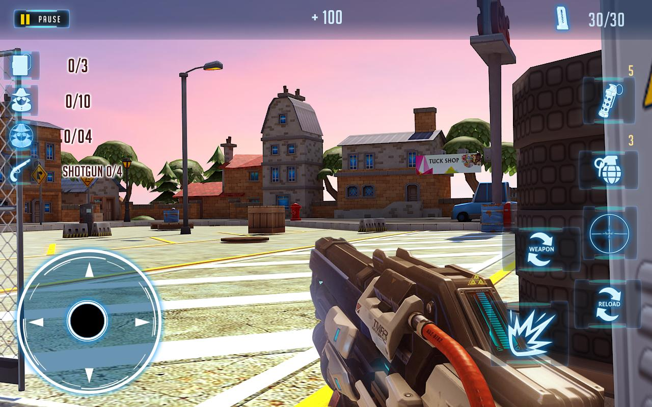 Pacific Fort Craft Survival Battle Royale For Android