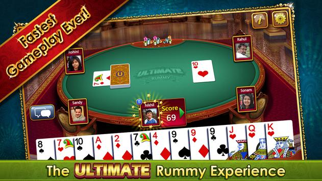 Ultimate RummyCircle - Play Rummy apk screenshot