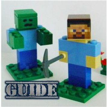 Survival Guide for Minecraft poster