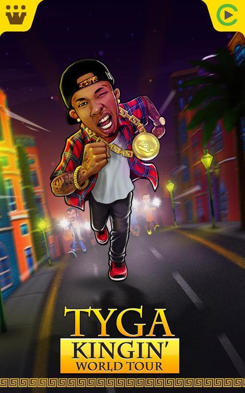 Tyga Kingin World Tour Für Android Apk Herunterladen