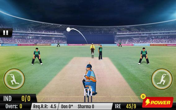 World T20 Cricket Champs 2018 पोस्टर