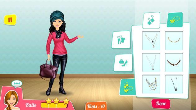 BFF High School Fashion 2 screenshot 5