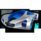 Concept Car Driving Simulator icon