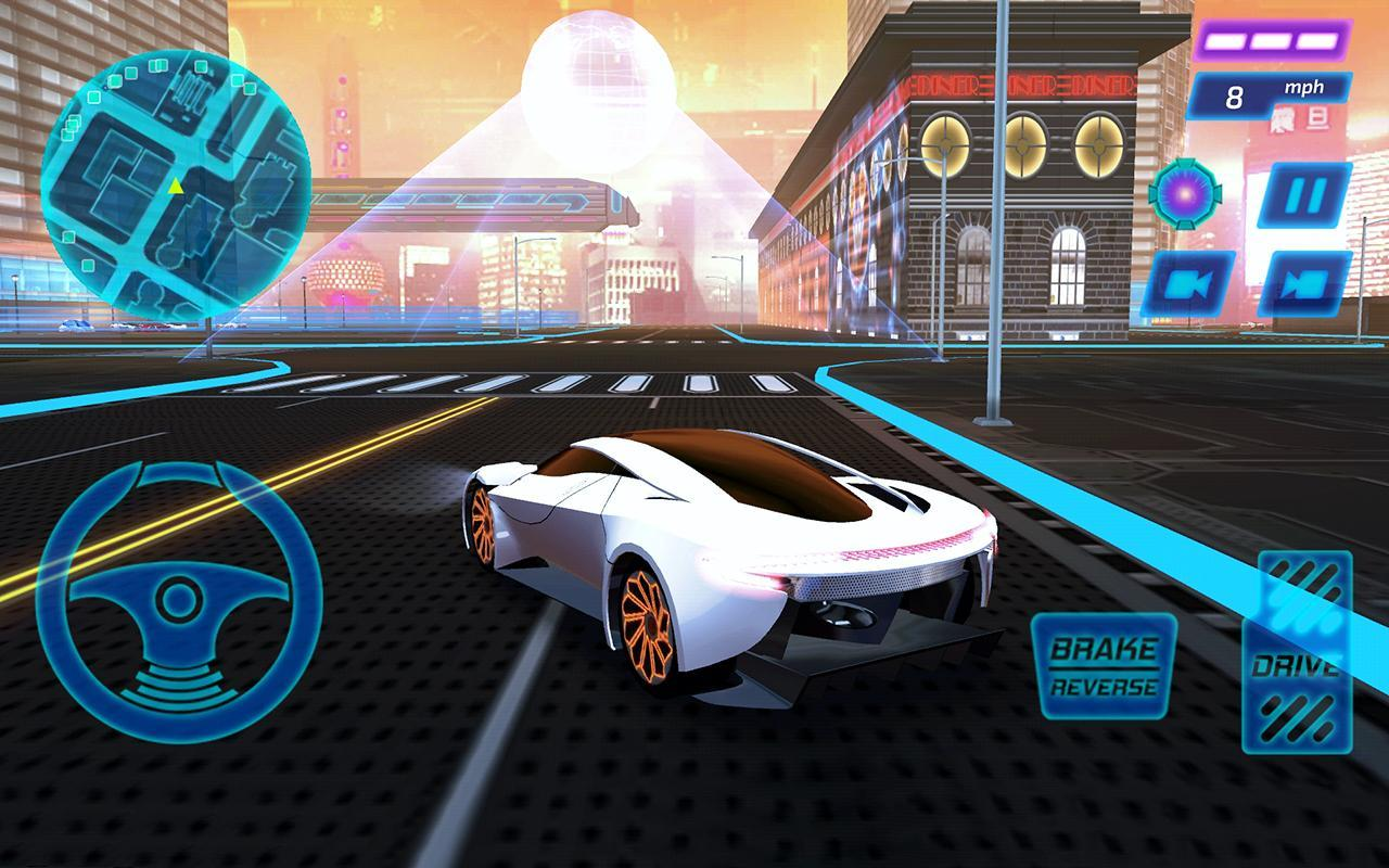 Concept Car Driving Simulator For Android Apk Download