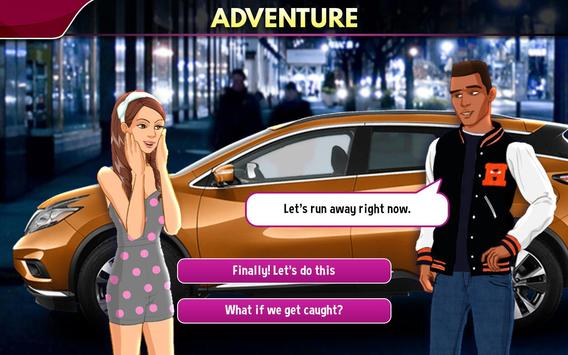 Schermata apk Friends Forever - Driving Friends