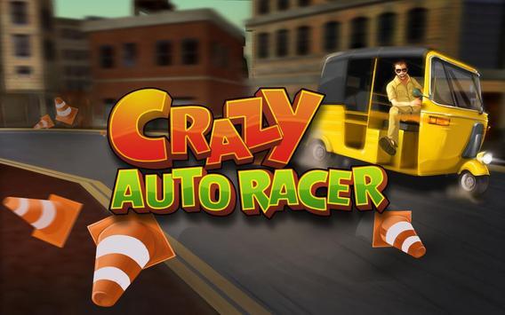 Crazy Auto Traffic Racer screenshot 7