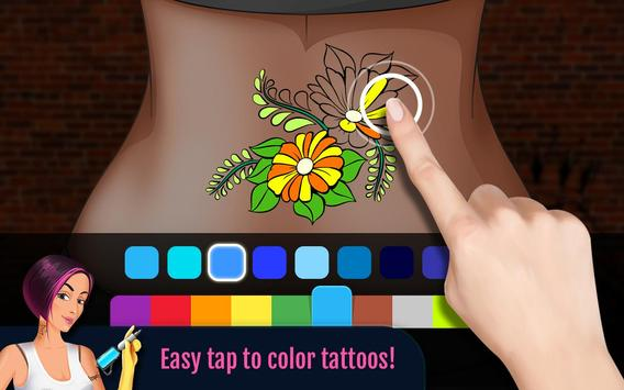 Fab Tattoo Design Studio screenshot 6