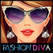 Fashion Diva: Dressup & Makeup icon