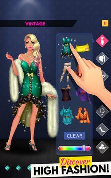 Fashion Diva: Dressup & Makeup poster