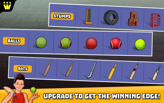 Gully Cricket स्क्रीनशॉट 10