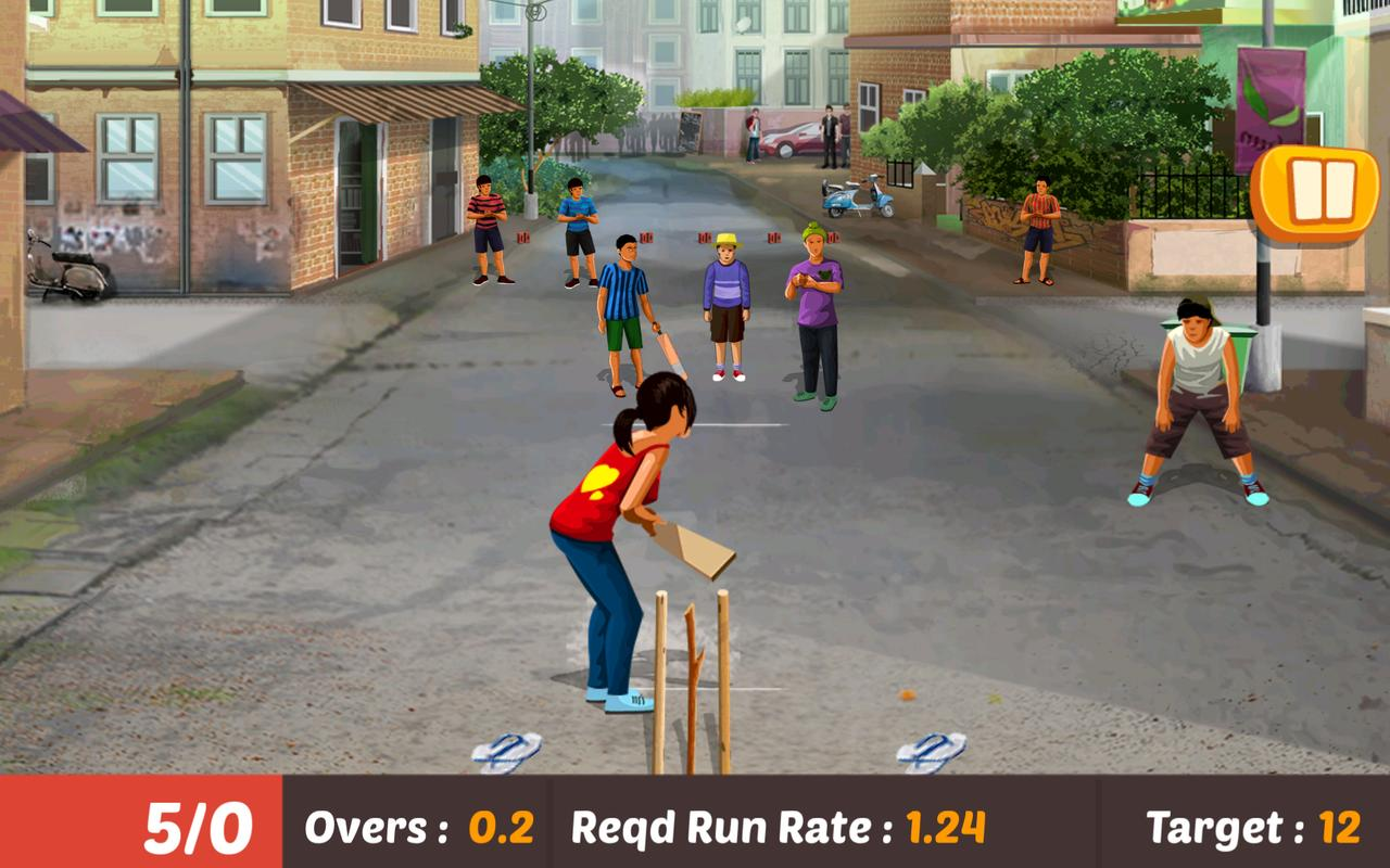 Gully Cricket Game Free Download For Mobile