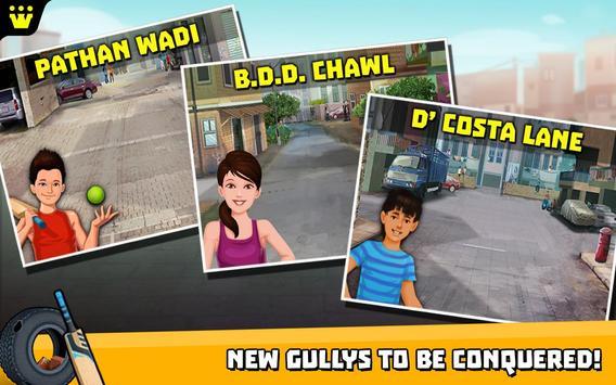 Gully Cricket स्क्रीनशॉट 5