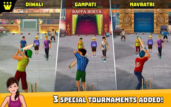 Gully Cricket स्क्रीनशॉट 7