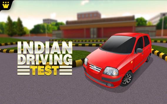 Indian Driving Test apk screenshot