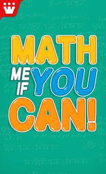 Math Me If You Can apk screenshot