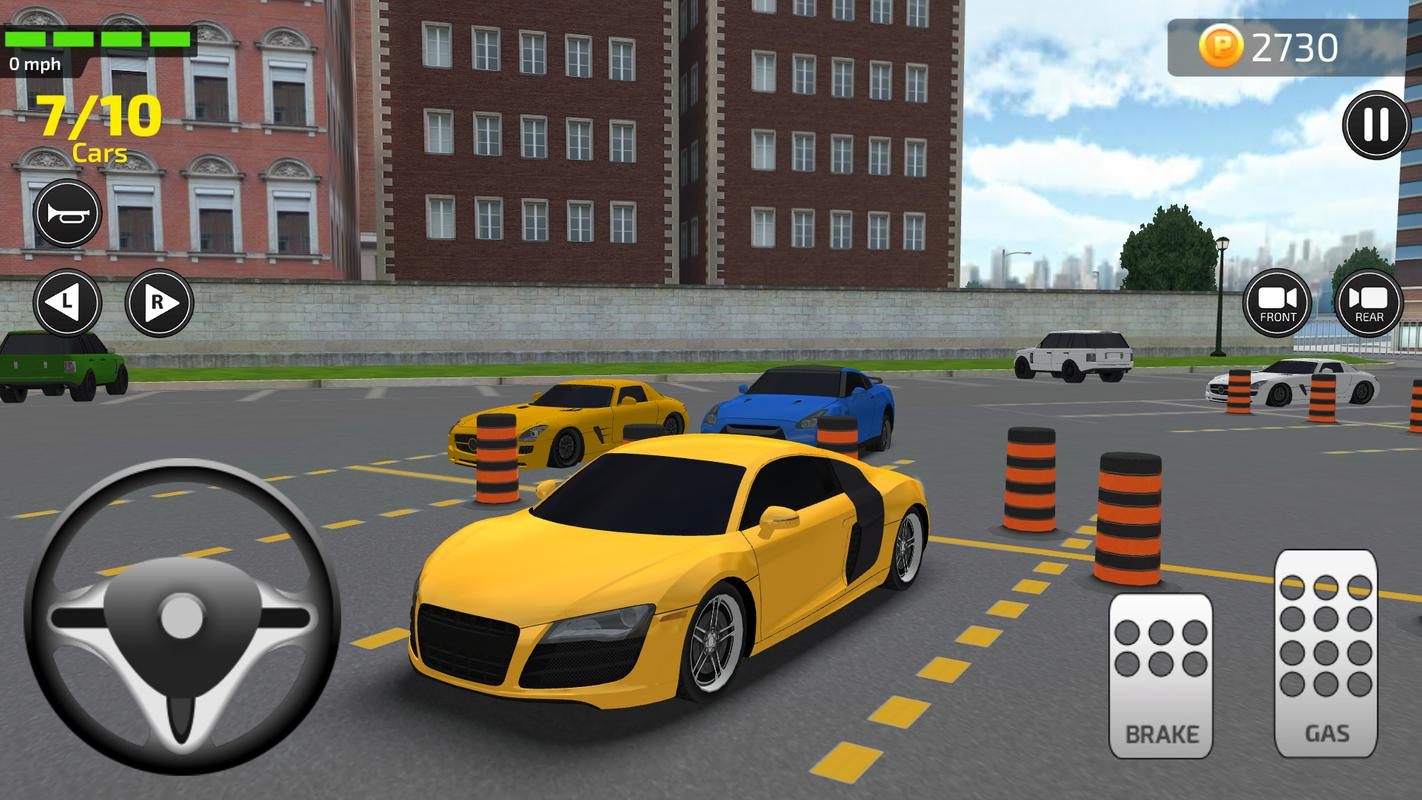 Image result for Parking Frenzy 2.0 3D Game    game pic