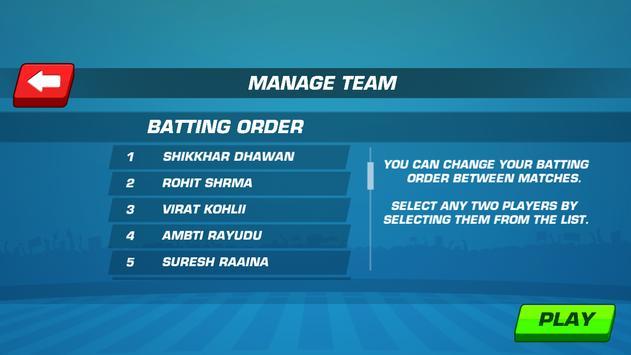 Power Cricket T20 screenshot 10