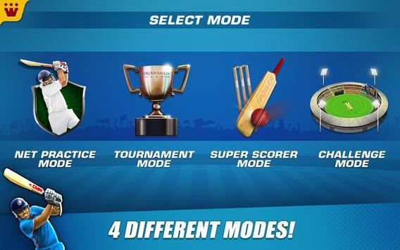 Power Cricket T20 screenshot 3