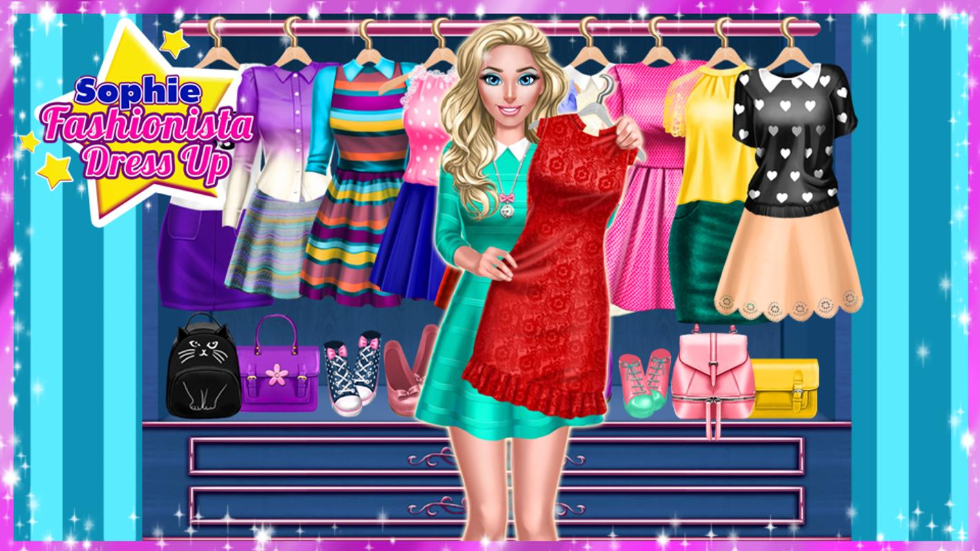 Sophie Fashionista - Dress Up Game Apk Baixar - Grtis -6599
