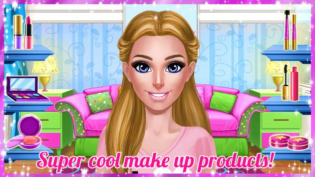 ... DRESS UP STAR™ 👗 Cool Fun Makeup Games for Girls apk screenshot ...