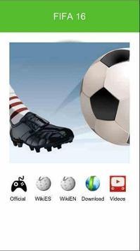 Tools FIFA 16 poster