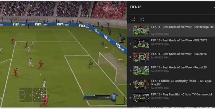 Tools FIFA 16 screenshot 3