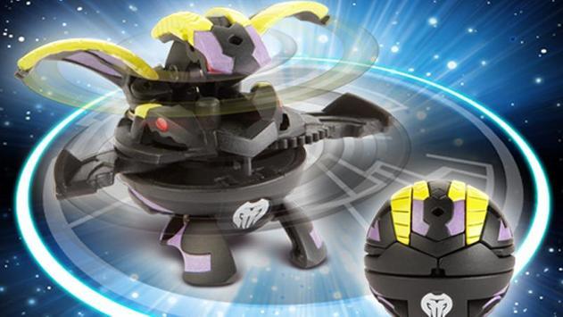 Bakugan Ball Robots Game screenshot 10