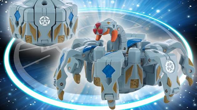 Bakugan Ball Robots Game screenshot 11