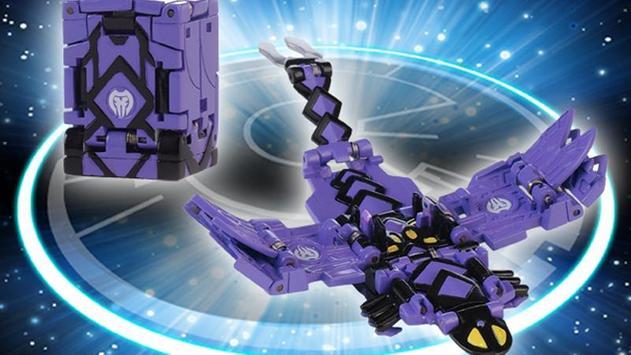 Bakugan Ball Robots Game screenshot 1