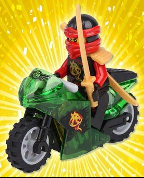 Ninjago Clash Games poster