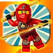 Ninjago Shooter Games icon