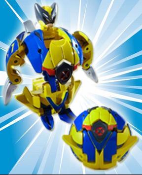 Bakugan Ball Super Strom Games poster