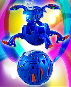 Bakugan Ball Super Strom Games apk screenshot