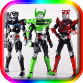 Kaman Rider Hero Games icon